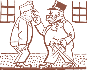 Kas sinu ettevõtte kontrollisüsteemid on nagu Austria-Ungari Keisririigi või nagu USA Merejalaväe omad?